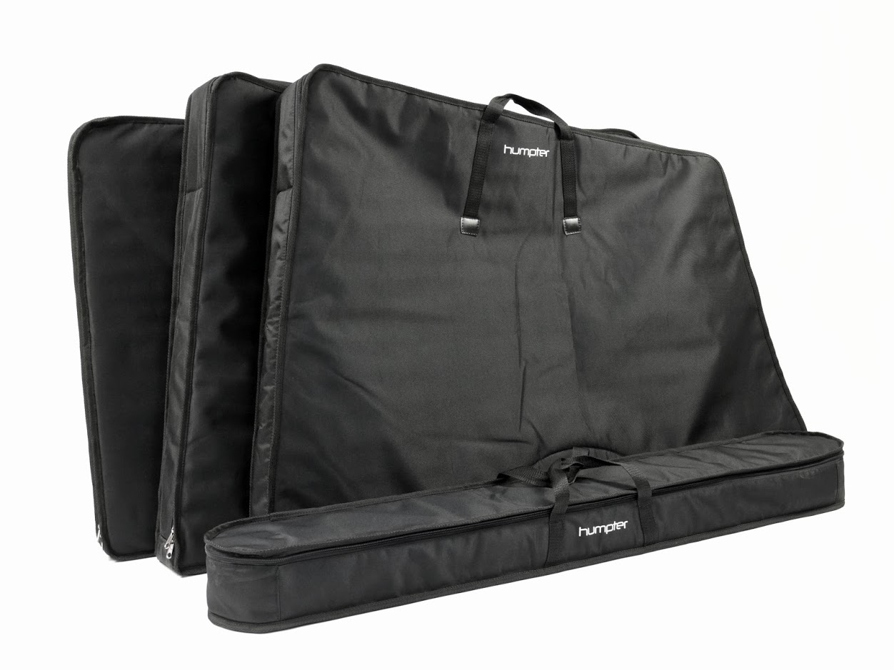 Pro Console bag overview